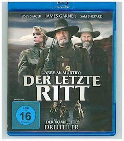 Der letzte Ritt, 1 Blu-ray