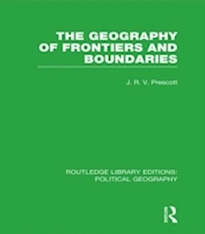 The Geography of Frontiers and Boundaries