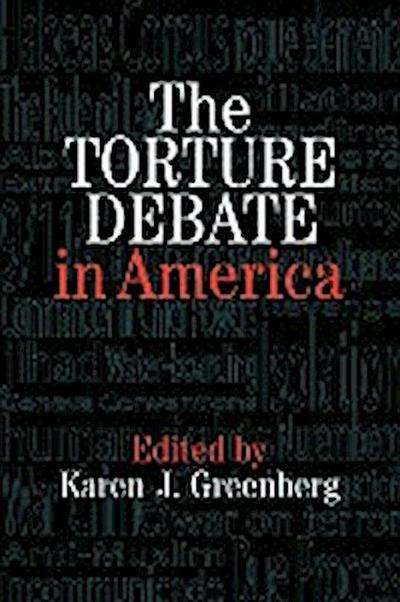 The Torture Debate in America