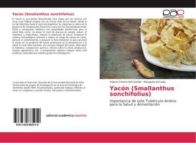 Yacón (Smallanthus sonchifolius)