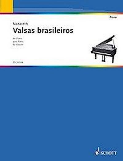 Valsas brasileiros