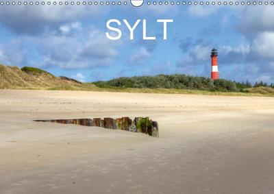 Sylt (Wandkalender 2019 DIN A3 quer)