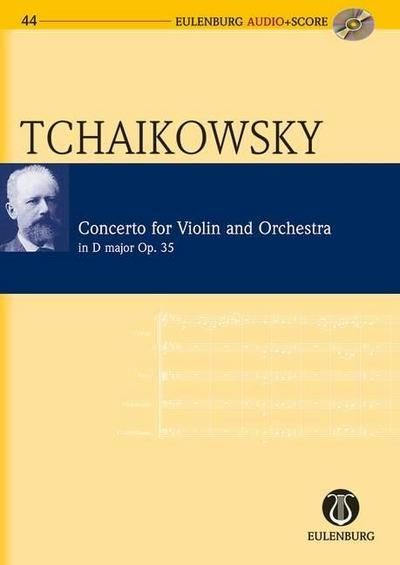 Violin-Konzert D-Dur, op. 35