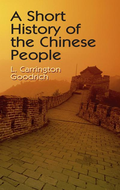 A Short History of the Chinese People