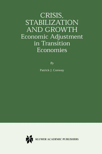 Crisis, Stabilization and Growth