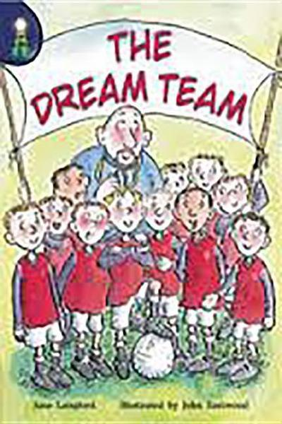 Rigby Lighthouse: Individual Student Edition (Levels J-M) Dream Team, the