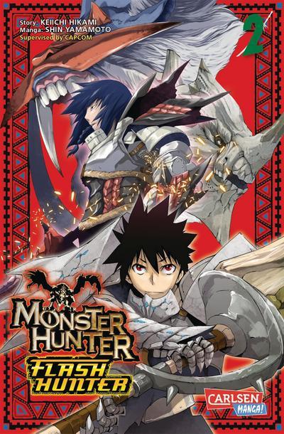 Monster Hunter Flash Hunter. Bd.2