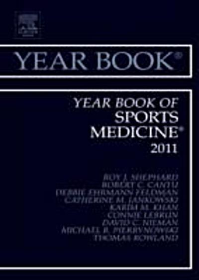 Year Book of Sports Medicine 2011 - E-Book