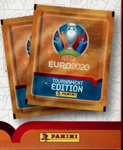 UEFA EURO 2020 Sammelsticker Blister