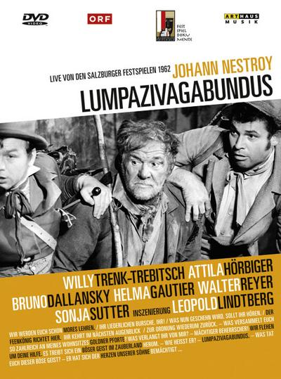 Lumpazivagabundus, DVD