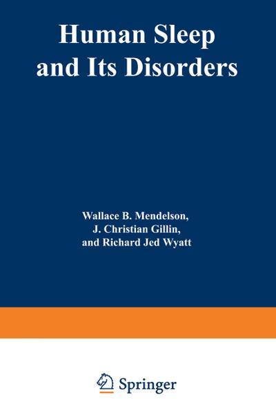 Human Sleep and Its Disorders