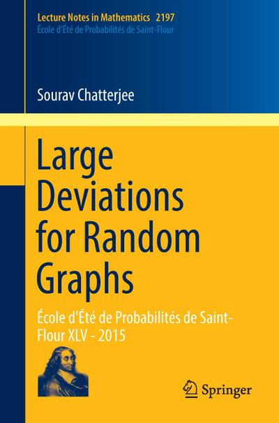 Large Deviations for Random Graphs