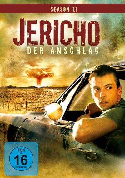 Jericho - Der Anschlag, Season 1.1 [3 DVDs]