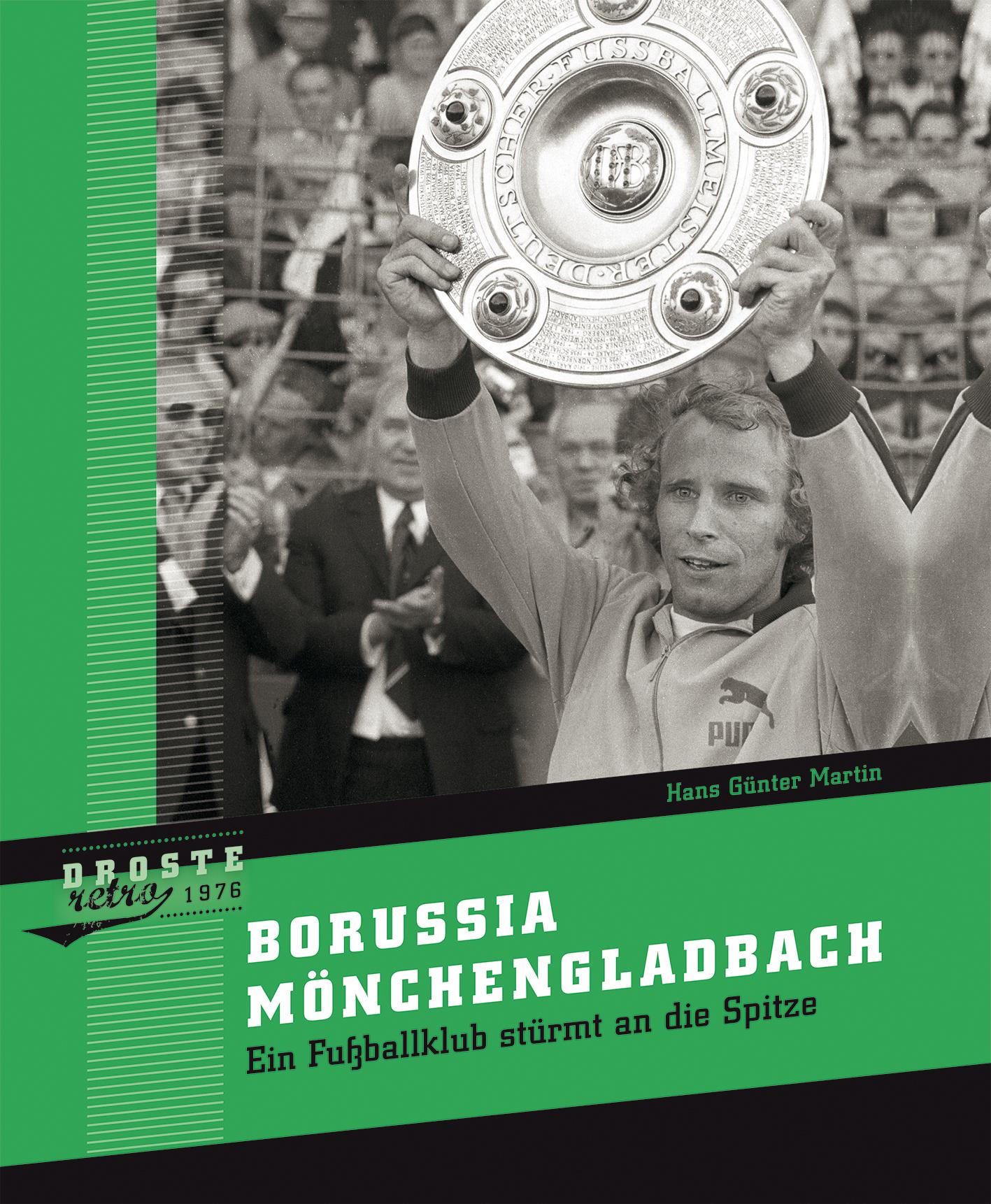 Borussia Mönchengladbach, Hans Günter Martin