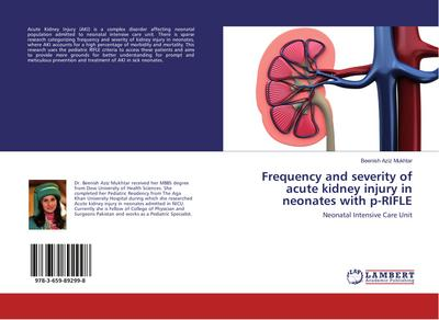 Frequency and severity of acute kidney injury in neonates with p-RIFLE