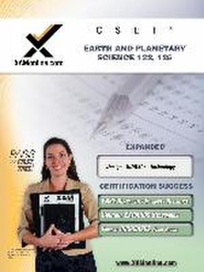 Cset Earth and Planetary Science 122, 126 Teacher Certification Test Prep Study Guide