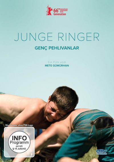 Junge Ringer - Genç pehlivanlar (OmU) - Alive - Vertrieb Und Marketing, DVD - DVD, Türkisch, Muhammed Ceylan, Deutsch, Englisch, Deutsch, Englisch