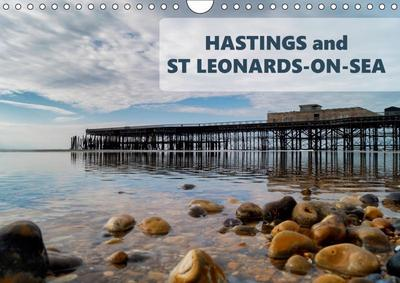 Photographs of Hastings and St Leonards (Wall Calendar 2019 DIN A4 Landscape)