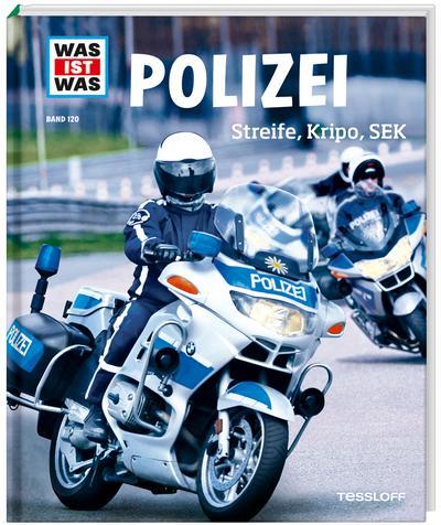 Polizei. Streife, Kripo, SEK