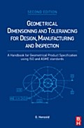 9780080463780 - Georg Henzold: Geometrical Dimensioning and Tolerancing for Design, Manufacturing and Inspection - A Handbook for Geometrical Product Specification using ISO and ASME standards - كتاب
