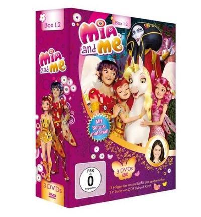 Mia and me - Box 1.2