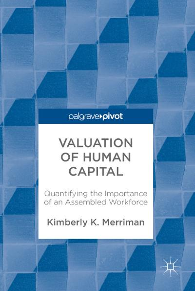 Valuation of Human Capital