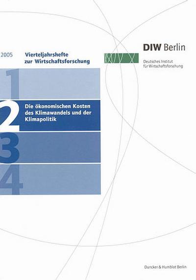 Vierteljahreshefte zur Wirtschaftsforschung 2005/2