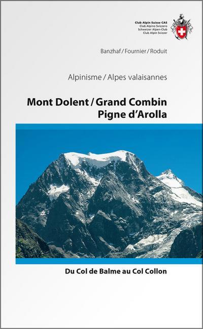 Alpine Touren Mont Dolent / Grand Combin / Pigne d'Arolla