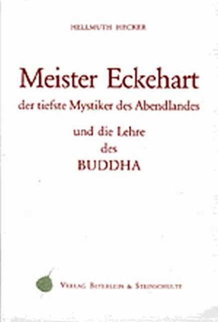 Meister Eckehart | Hellmuth Hecker |  9783931095277
