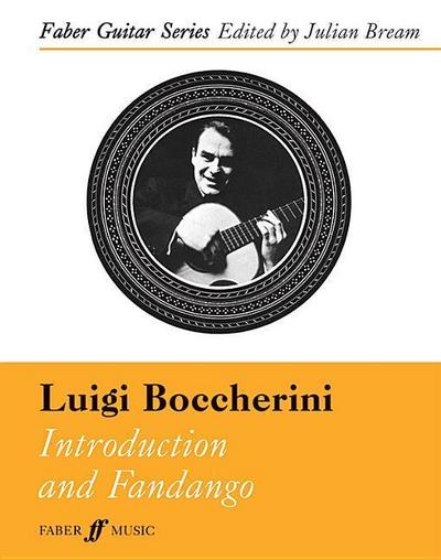 Introduction and Fandango: For Guitar & Harpsichord