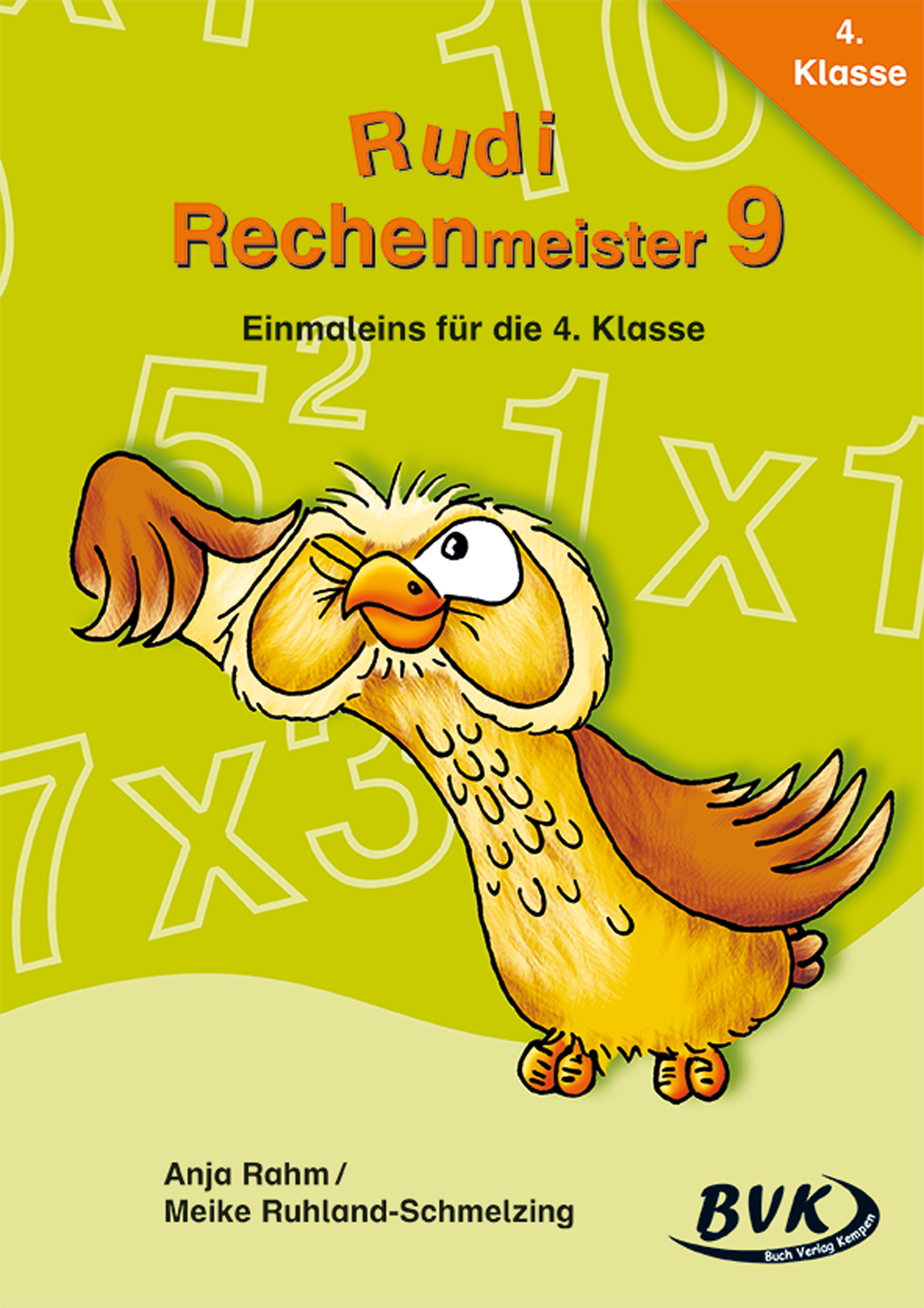 Rudi Rechenmeister 9, Anja Rahm
