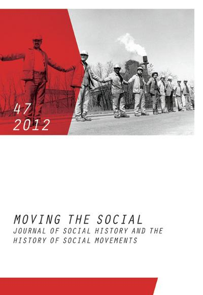 Moving the Social, Vol.47/2012 : Moving the Social 47/2012