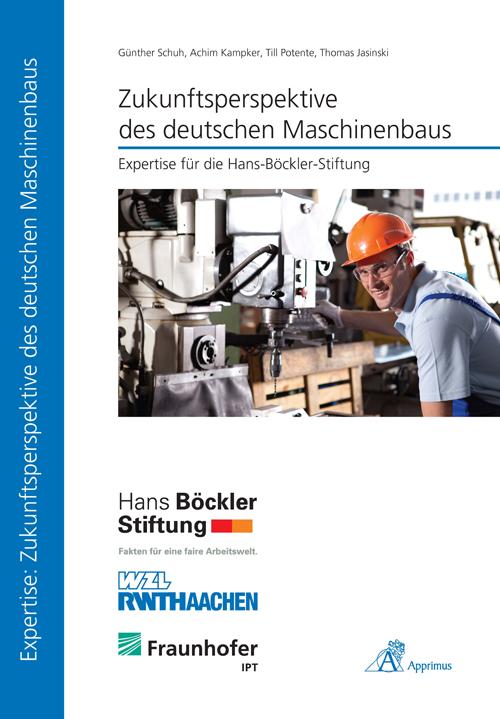 Zukunftsperspektive des deutschen Maschinenbaus Günther Schuh