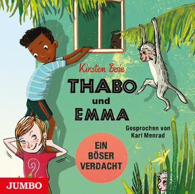 Thabo und Emma. Ein böser Verdacht