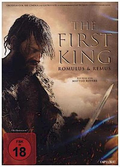 The First King - Romulus & Remus, 1 DVD