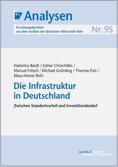 Die Infrastruktur in Deutschland