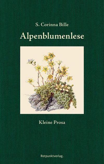 Alpenblumenlese