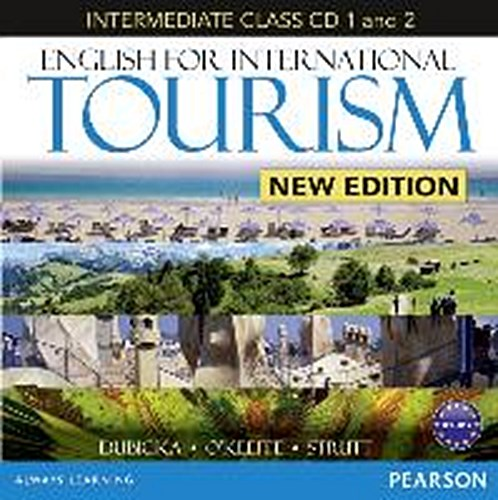 English for International Tourism New Edition Intermediate Class Audio CD P ...