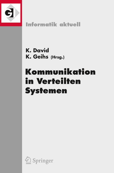Kommunikation in Verteilten Systemen (KiVS) 2009