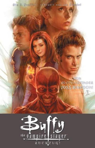 Buffy, The Vampire Slayer (8. Staffel) - Rückzug!