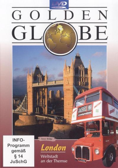 London - Golden Globe (Bonus: Edinburgh)
