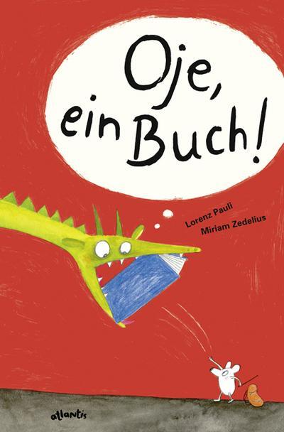 Oje, ein Buch!