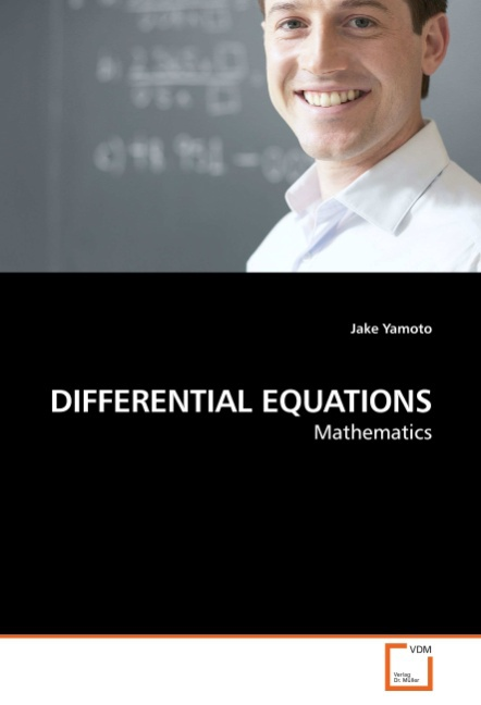 Jake Yamoto / DIFFERENTIAL EQUATIONS /  9783639065251