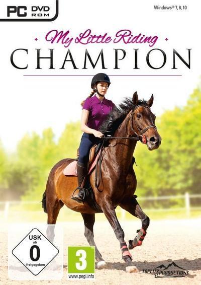 My Little Riding Champion. Für Windows 7, 8, 10