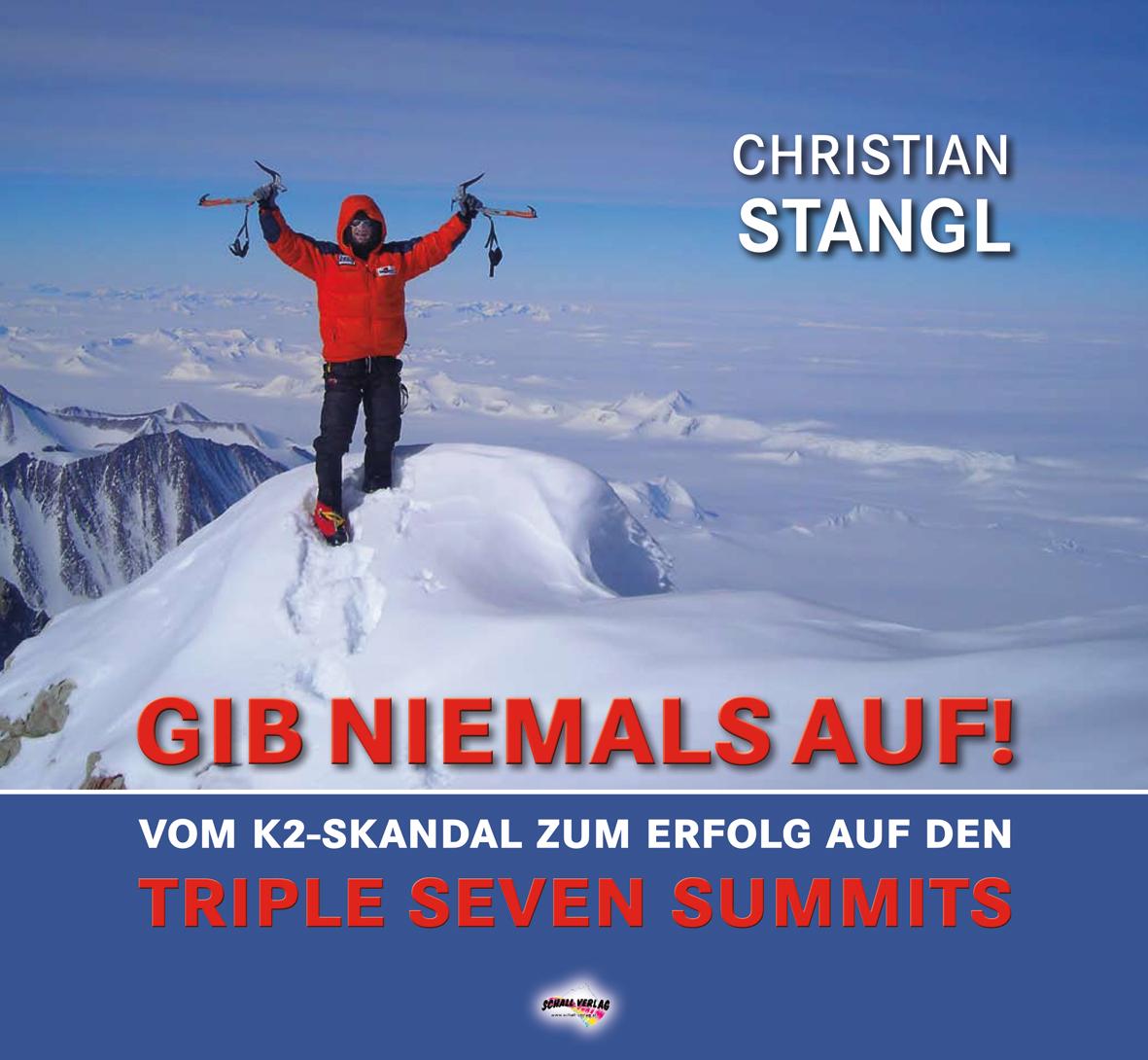 Gib niemals auf !, Christian Stangl