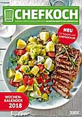 Chefkoch Wochenkalender 2018 - Küchen-Kalender