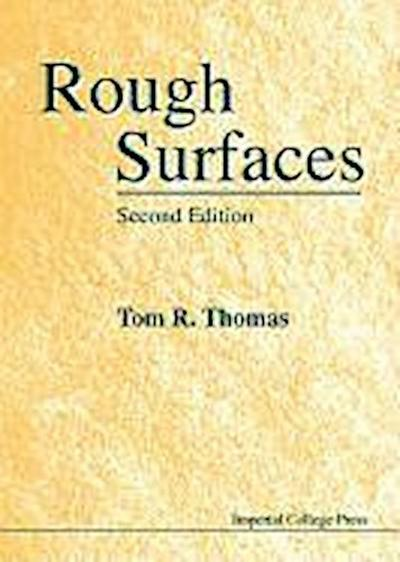 Rough Surfaces, 2nd Edition