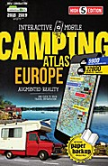 Interactive Mobile Camping Atlas Europe 1:800 000