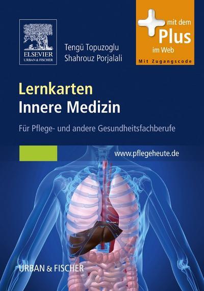 Lernkarten Innere Medizin für Pflege- und andere Gesundheitsfachberufe