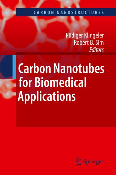 Carbon Nanotubes for Biomedical Applications